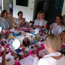 Workshop zomerse Make-Up